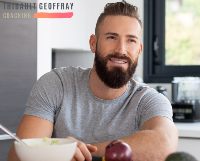 Rédaction d'article de blog sport, alimentation et santé pour Thibault Geoffray Coaching