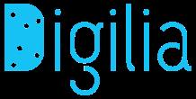 Logo Digilia, consultante en stratégie de contenu éthique