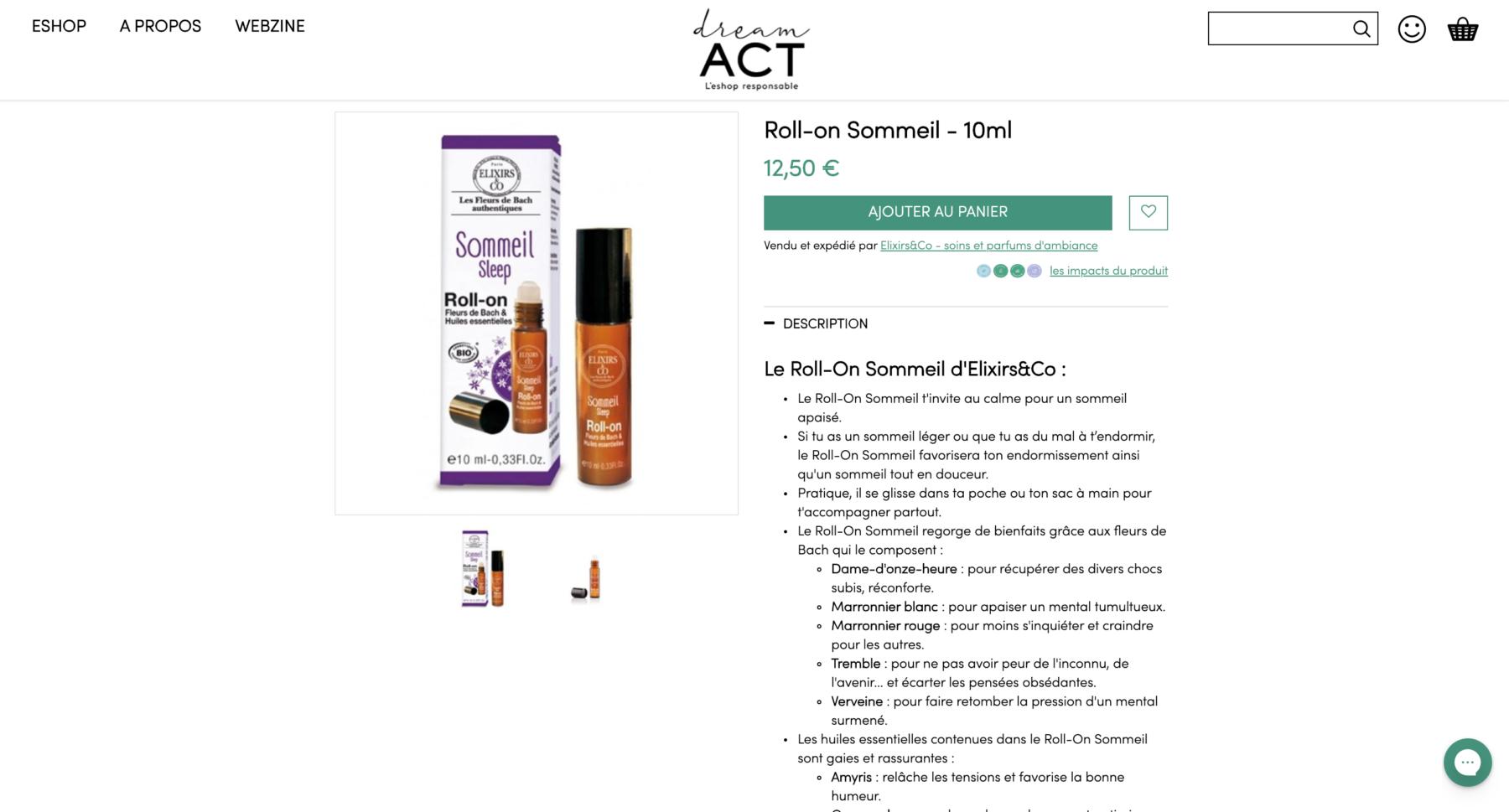 Rédaction SEO aromathérapie - Digilia